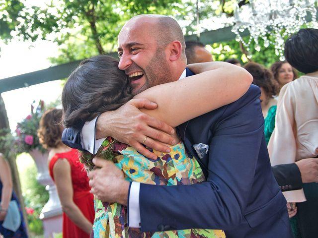 La boda de Fran y Tatiana en Redondela, Pontevedra 53