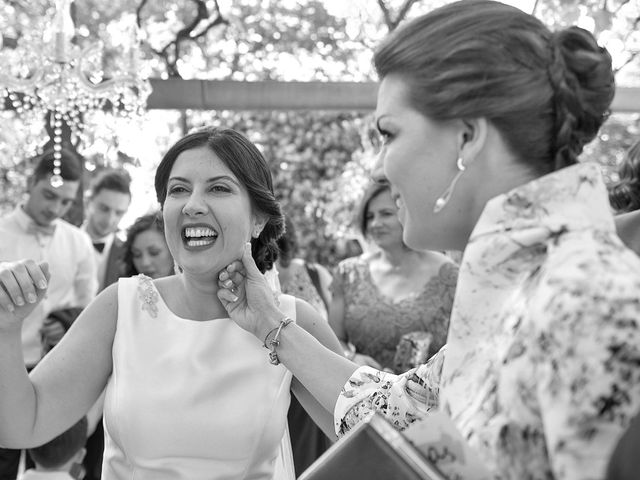 La boda de Fran y Tatiana en Redondela, Pontevedra 54