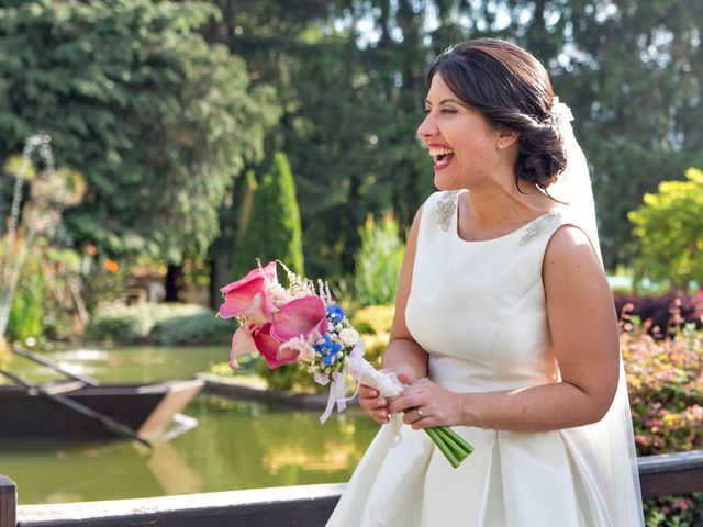 La boda de Fran y Tatiana en Redondela, Pontevedra 61