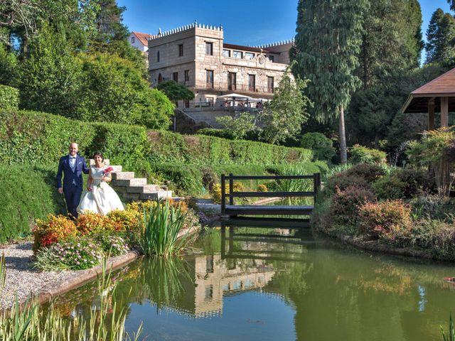 La boda de Fran y Tatiana en Redondela, Pontevedra 63