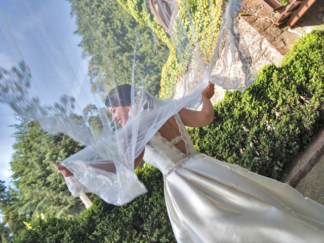La boda de Fran y Tatiana en Redondela, Pontevedra 68