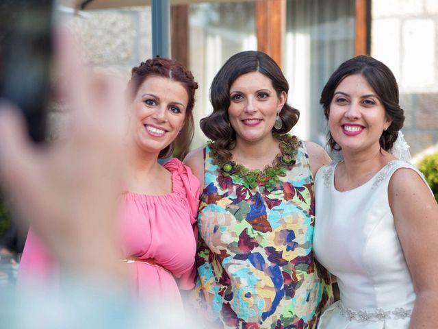 La boda de Fran y Tatiana en Redondela, Pontevedra 71