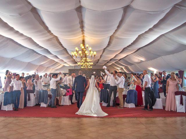 La boda de Fran y Tatiana en Redondela, Pontevedra 75