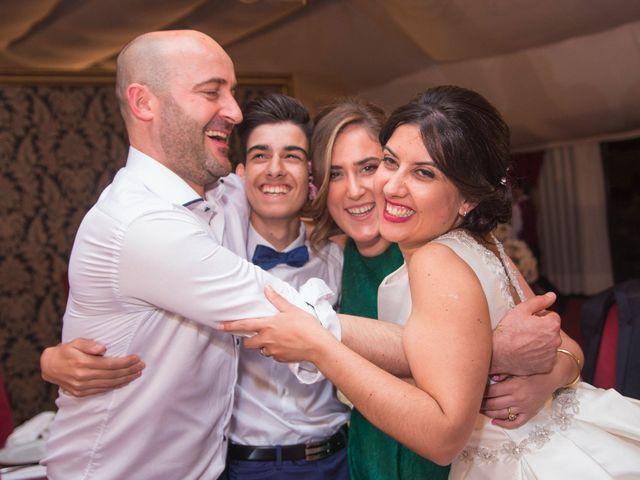 La boda de Fran y Tatiana en Redondela, Pontevedra 80