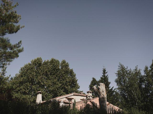 La boda de Rory y Silvia en Requijada, Segovia 2