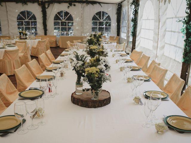La boda de Rory y Silvia en Requijada, Segovia 5