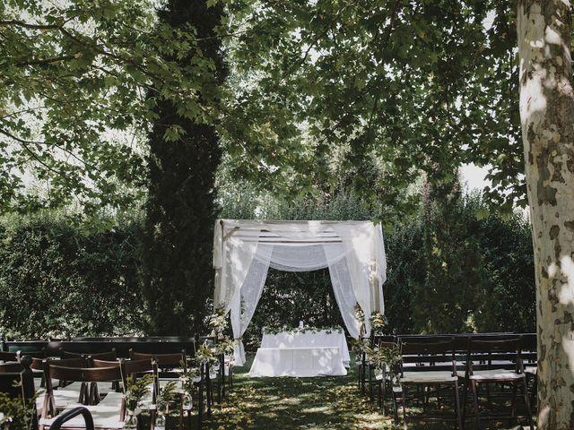 La boda de Rory y Silvia en Requijada, Segovia 17