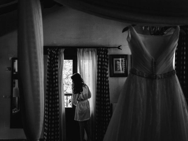 La boda de Rory y Silvia en Requijada, Segovia 31