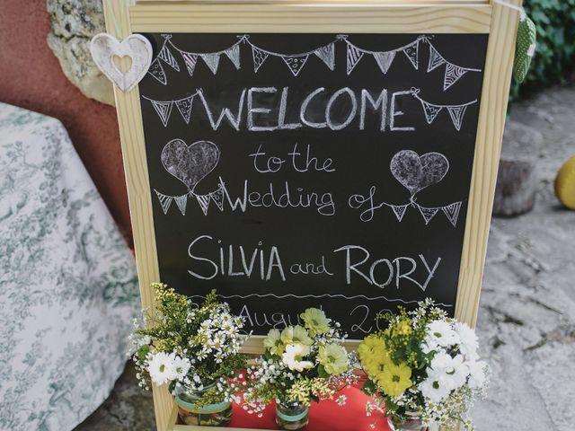 La boda de Rory y Silvia en Requijada, Segovia 45