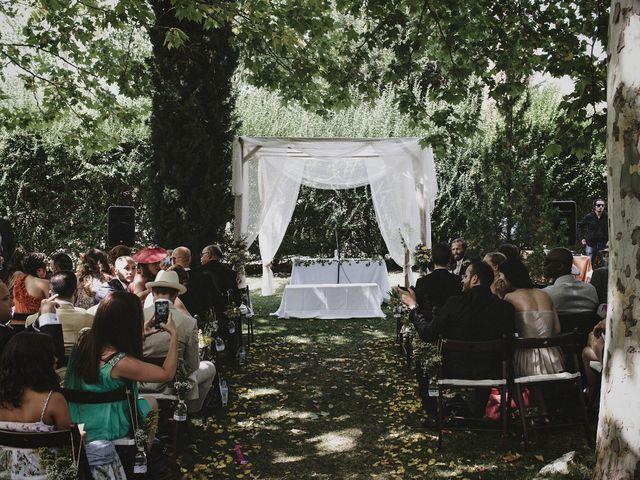 La boda de Rory y Silvia en Requijada, Segovia 46