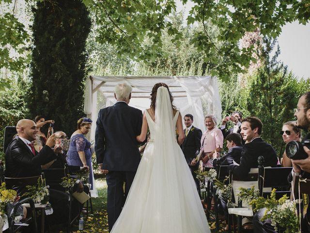La boda de Rory y Silvia en Requijada, Segovia 53