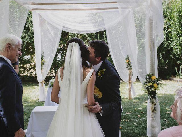 La boda de Rory y Silvia en Requijada, Segovia 54