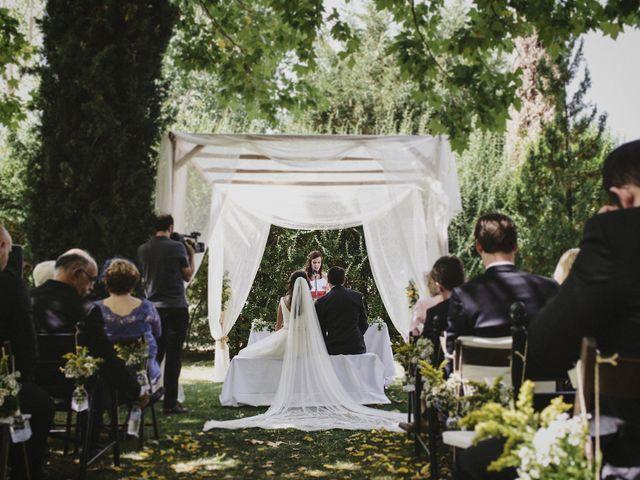 La boda de Rory y Silvia en Requijada, Segovia 58