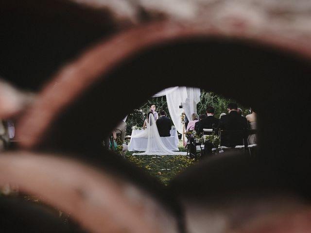 La boda de Rory y Silvia en Requijada, Segovia 64