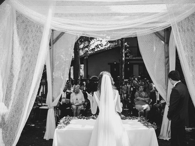 La boda de Rory y Silvia en Requijada, Segovia 65