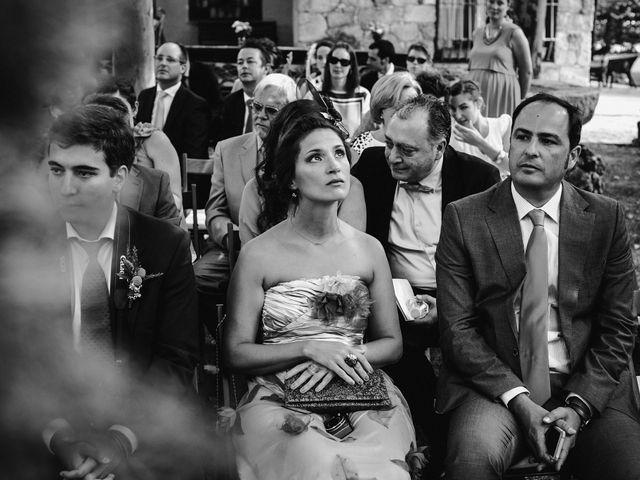 La boda de Rory y Silvia en Requijada, Segovia 67