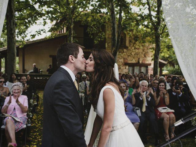 La boda de Rory y Silvia en Requijada, Segovia 69