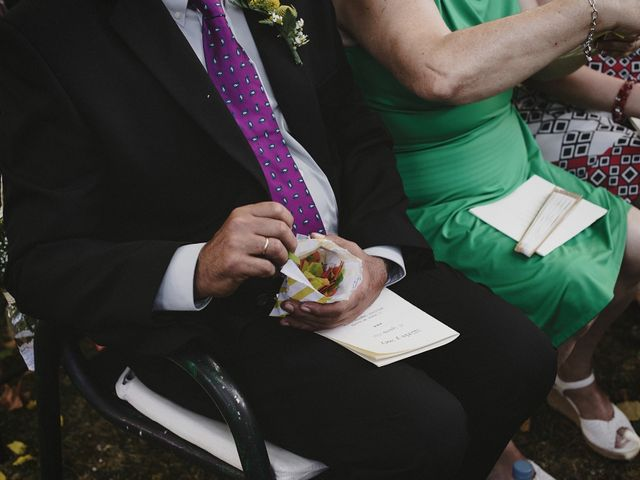 La boda de Rory y Silvia en Requijada, Segovia 71