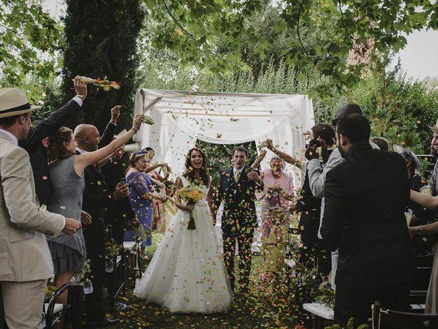 La boda de Rory y Silvia en Requijada, Segovia 73