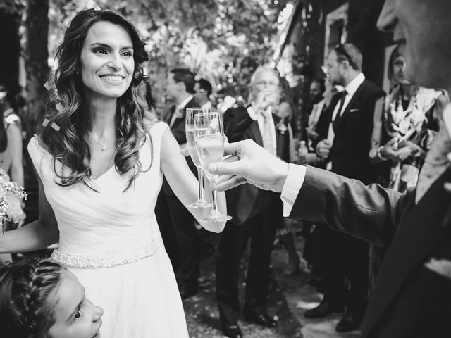 La boda de Rory y Silvia en Requijada, Segovia 76