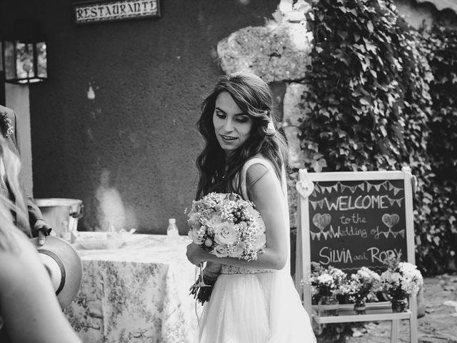 La boda de Rory y Silvia en Requijada, Segovia 79