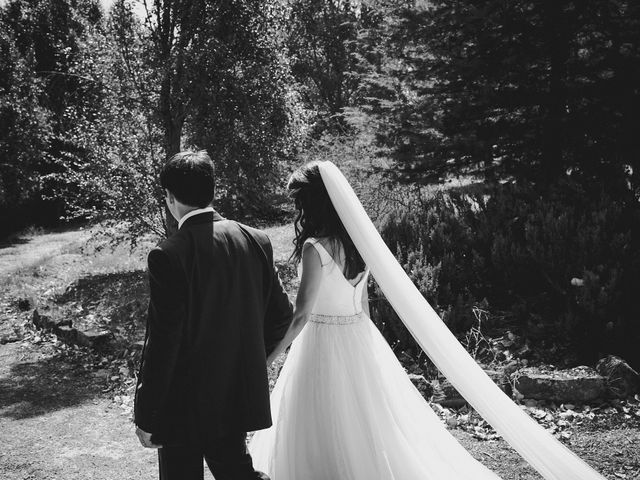 La boda de Rory y Silvia en Requijada, Segovia 84