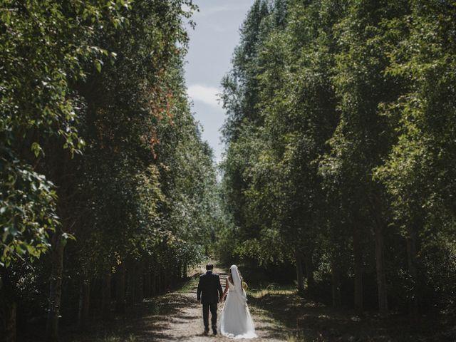 La boda de Rory y Silvia en Requijada, Segovia 85