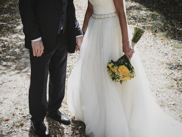 La boda de Rory y Silvia en Requijada, Segovia 86