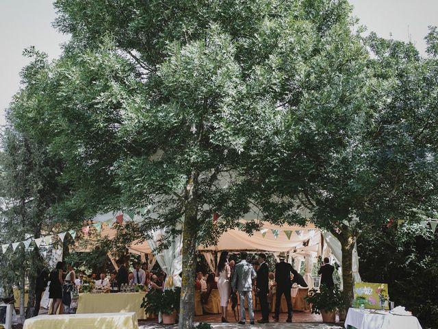 La boda de Rory y Silvia en Requijada, Segovia 98