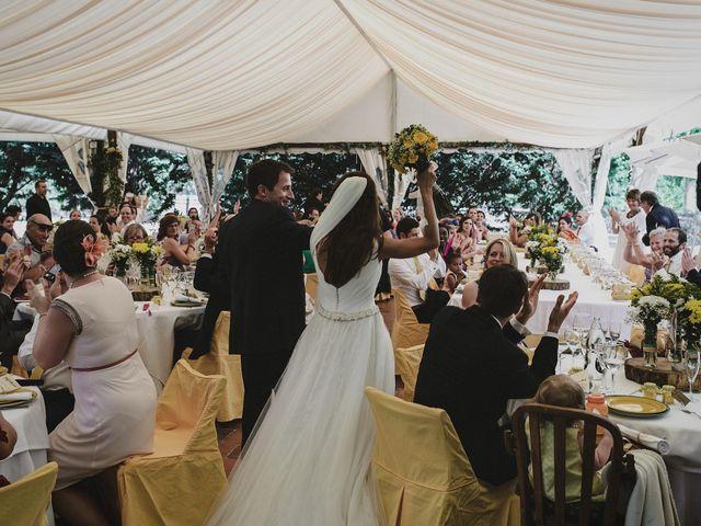 La boda de Rory y Silvia en Requijada, Segovia 100