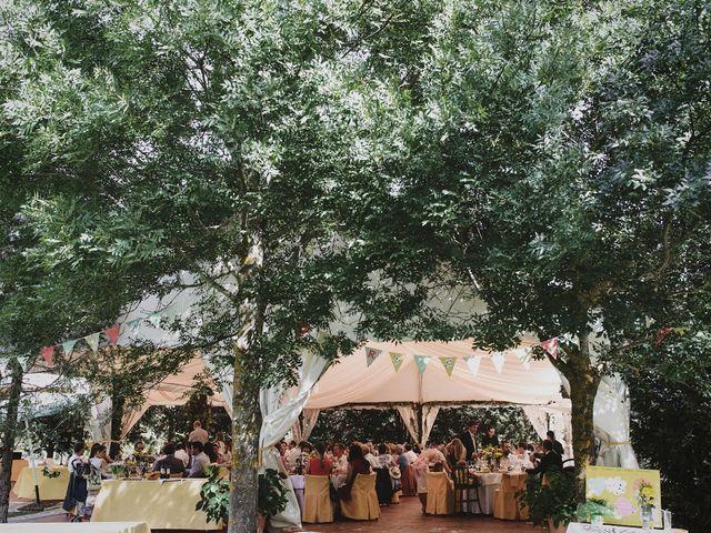 La boda de Rory y Silvia en Requijada, Segovia 101