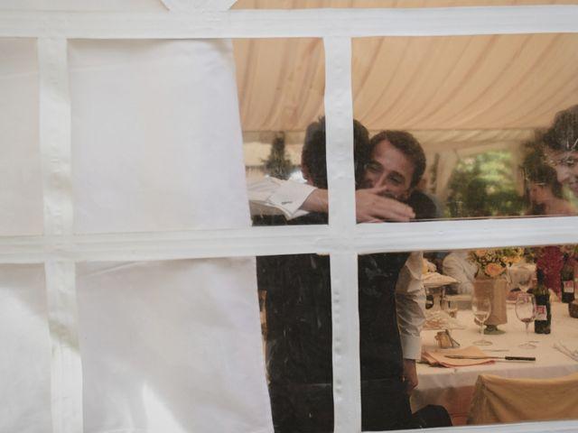 La boda de Rory y Silvia en Requijada, Segovia 105