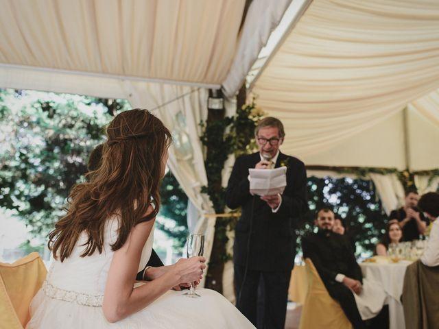 La boda de Rory y Silvia en Requijada, Segovia 110