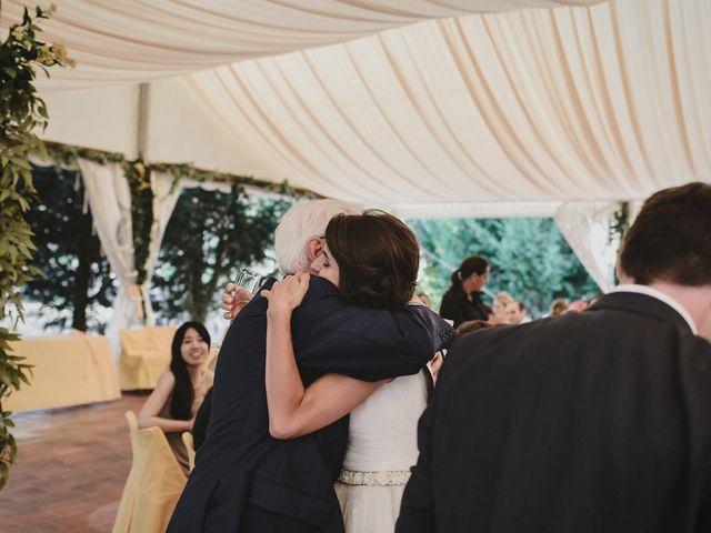La boda de Rory y Silvia en Requijada, Segovia 112