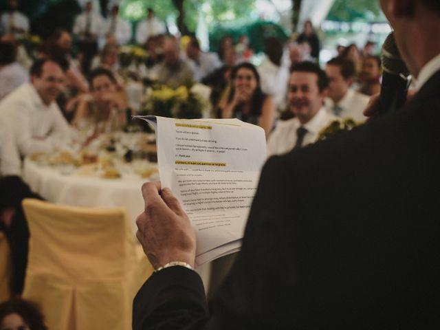 La boda de Rory y Silvia en Requijada, Segovia 114