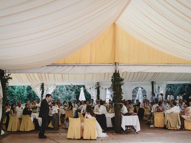 La boda de Rory y Silvia en Requijada, Segovia 115