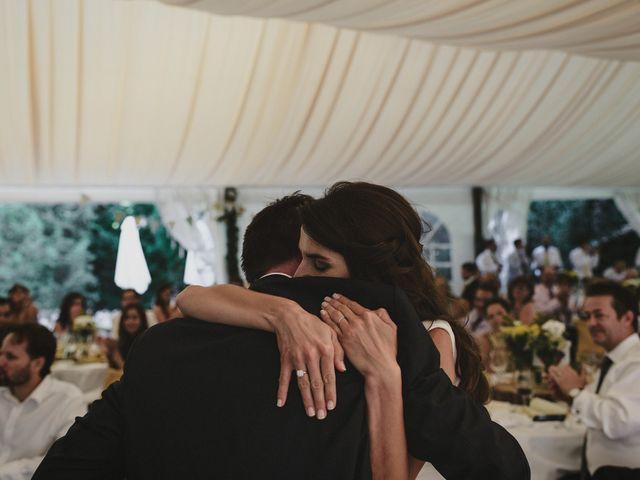 La boda de Rory y Silvia en Requijada, Segovia 116