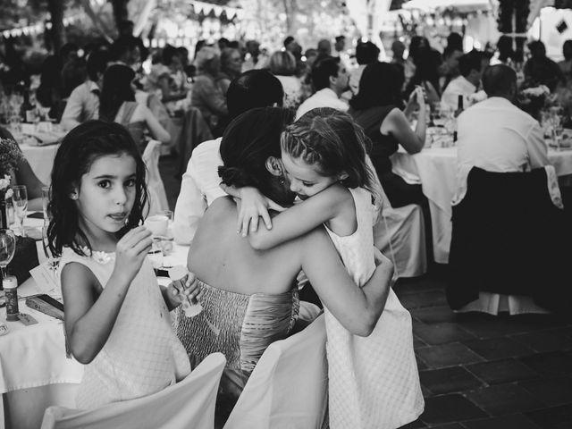 La boda de Rory y Silvia en Requijada, Segovia 117