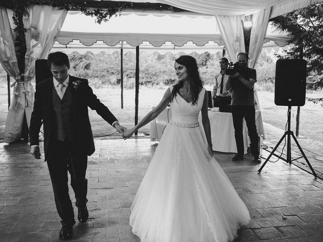 La boda de Rory y Silvia en Requijada, Segovia 120