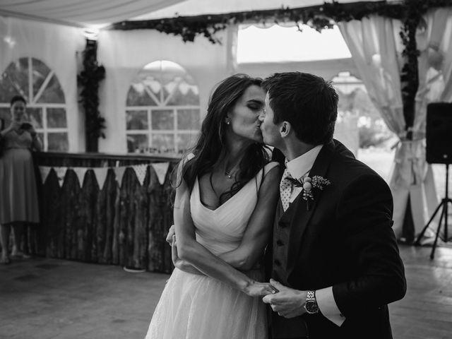 La boda de Rory y Silvia en Requijada, Segovia 121