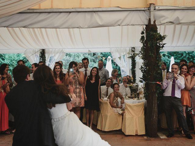La boda de Rory y Silvia en Requijada, Segovia 122