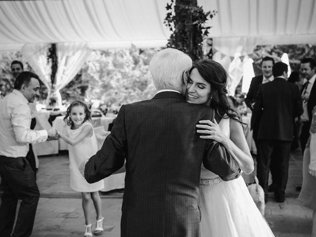 La boda de Rory y Silvia en Requijada, Segovia 124
