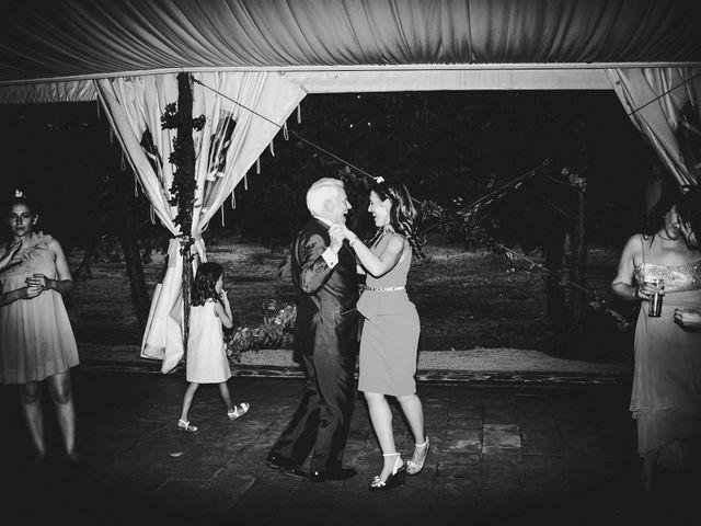 La boda de Rory y Silvia en Requijada, Segovia 126