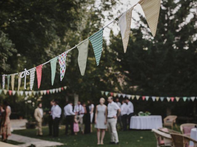 La boda de Rory y Silvia en Requijada, Segovia 129