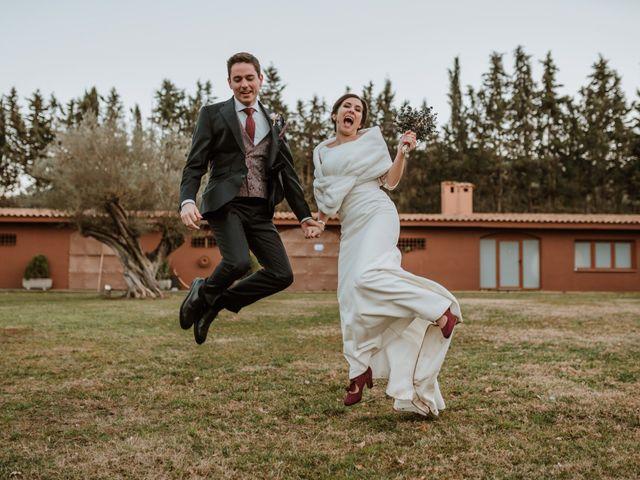 La boda de Anna y Jordi en Vilanova Del Valles, Barcelona 2