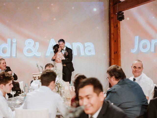 La boda de Anna y Jordi en Vilanova Del Valles, Barcelona 107