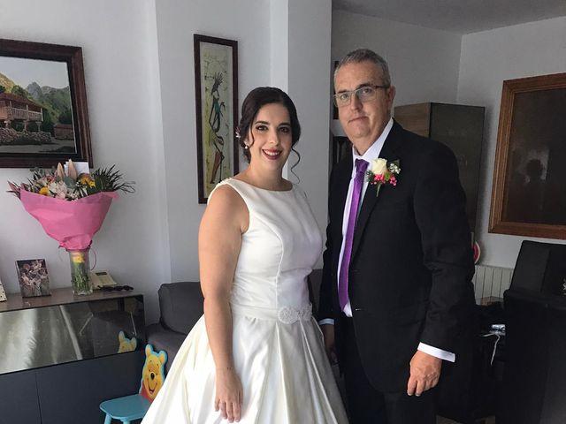 La boda de Rubén  y Cris en El Puig, Barcelona 1