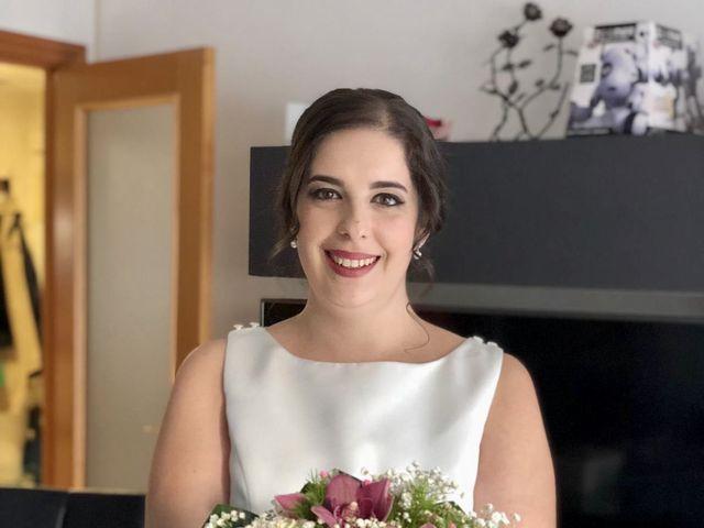 La boda de Rubén  y Cris en El Puig, Barcelona 2