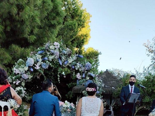 La boda de Rubén  y Cris en El Puig, Barcelona 4