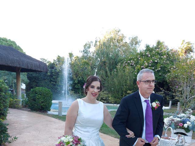 La boda de Rubén  y Cris en El Puig, Barcelona 5